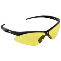 Adversary Amber Safety Glasses