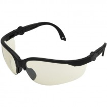 Akita Safety Glasses, Indoor/Outdoor Lens, Anti-Scratch Coating