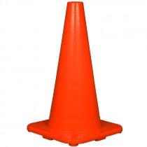"""Orange Traffic Cone, Non-Reflective - 10 Lb, 36"""""""