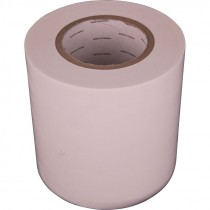 6 IN. X 60 YD WHITE FILM TAPE