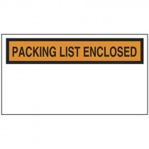 5 1/2 X 10 PACKING LIST ENVELOPES BOX OF 1,000