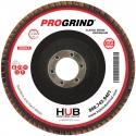 ZIRCONIA FLAP DISCS | HUB PROGRIND® CLASSIC SERIES™