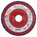 Zirconia Flap Discs - Carbo White™ Trimmable