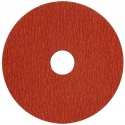 Ceramic-Plus Resin Fiber Discs | HUB ProGrind®