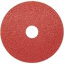 Aluminum Oxide Resin Fiber Discs | HUB ProGrind®