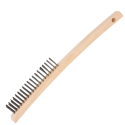 Curved Handle Wire Scratch Brushes