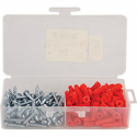 Plastic Wall Anchor Kit