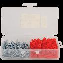 Plastic Wall Anchor Kit
