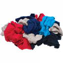 Recycled Colored Knit Rags