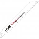 HUB Premium Reciprocating Saw Blades