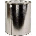 Empty paint pails