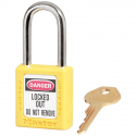 Lockout Padlocks - Keyed Alike