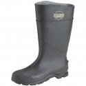 "Servus® 16"" PVC Rubber Boot, Steel Toe"