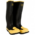 Safety-Toe Rubber Boots