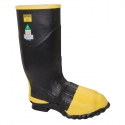 "Servus® 16"" Rubber Boot, Steel Toe, External Met-Guard **Clearance** **Discontinued**"