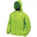 Frogg Toggs® Road-Toad™ Hi-Vis Green Reflective Rain Jacket