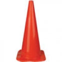 Non-Reflective Traffic Cones
