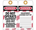 Lockout Tags & Signs