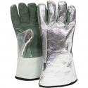 """13"""" Leather Palm w/ 18 oz. Aluminized Back"""