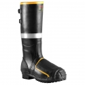 "Tingley™ 16"" Rubber Boot, Steel Toe, External Met-Guard, Puncture Resistant Sole"