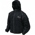Frogg Toggs® Road-Toad™ Black Reflective Rain Jacket