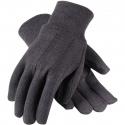 Economy Brown Jersey Cotton Glove