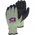 Emerald CX® Kevlar®/Stainless Steel Glove, Nitrile Microsurface Grip, A6