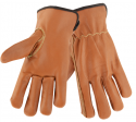 Oil Armor™ Goatskin Drivers Glove, Cut-Resistant Lining, A4