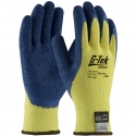 G-Tek® Kevlar® Glove, Latex Coated Palm, A3