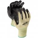 ATA® Glove, Hybrid Nitrile Grip, A4