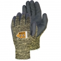 Kevlar® Wire-Core™ Gloves, Latex Coated Palm, A4