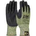G-Tek® Kevlar® Blend Glove, Nitrile Foam Grip, Touchscreen Compatible, A7