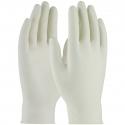 5 Mil White Textured Grip Latex Glove, Powdered