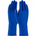 "13 Mil Blue Textured Grip Latex Glove, 12"" Length, Powdered"
