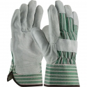 Good Single Palm Leather Work Glove, 2XL