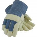Pigskin Leather Palm Work Gloves, 3M™ Thinsulate™ Lined