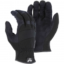 Armorskin™ Synthetic Leather Palm Mechanics Glove, Slip-On Cuff