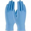 5 Mil Blue Textured Grip Nitrile Gloves, Powder Free