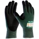 MaxiFlex® Cut™ Glove, Dotted Nitrile MicroFoam Grip, A2
