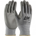 PolyKor® Blended Glove, Smooth PU Coated Palm, A4