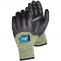 Emerald CX® Composite/Stainless Steel Winter Lined Glove, 3/4 Coverage PVC Coating, A5
