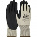 Tan Suprene™ Cut Resistant Glove, Nitrile Microsurface Grip, A4