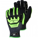 TenActiv™ Glove, Impact Protection, Nitrile Microsurface Grip, A7