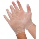 5 Mil Basic Vinyl Gloves, Powdered