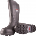 "Flite™ 15"" Aerex 1.5.5™ Rubber Boot, Composite Toe, Cleated Nitrile Outsole, Black"