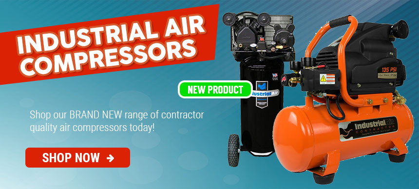 Contractor Quality Air Compressors