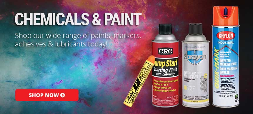 Chemicals and Paint