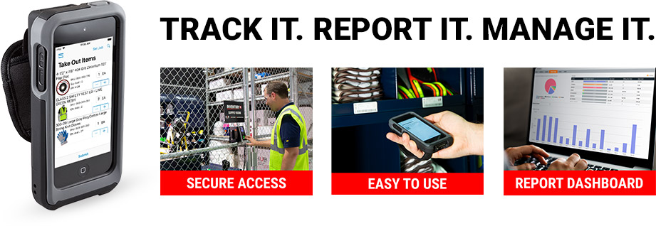 Inventory IQ - Track It, Report It, Manage It