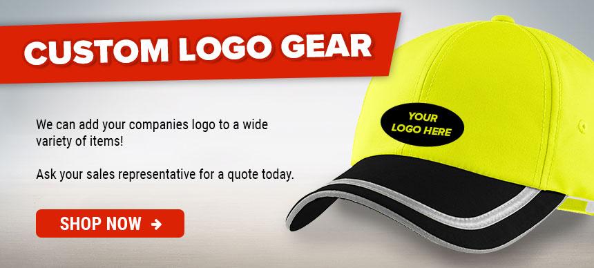 Custom Logo Gear