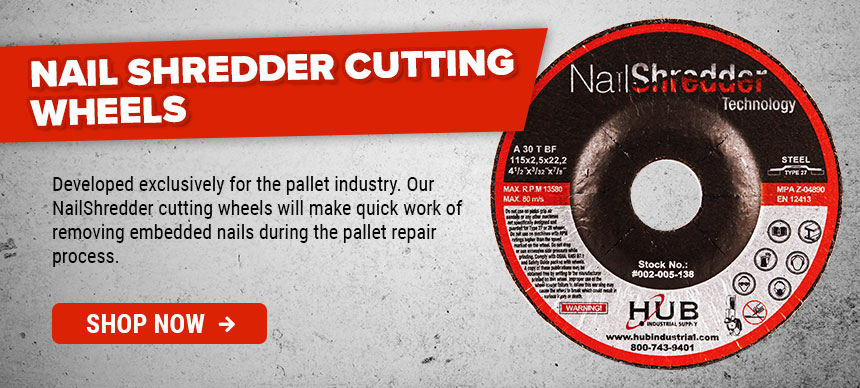 NailShredder Cutting Wheels